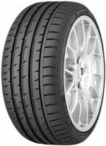 Автомобильные шины Continental ContiSportContact 3
