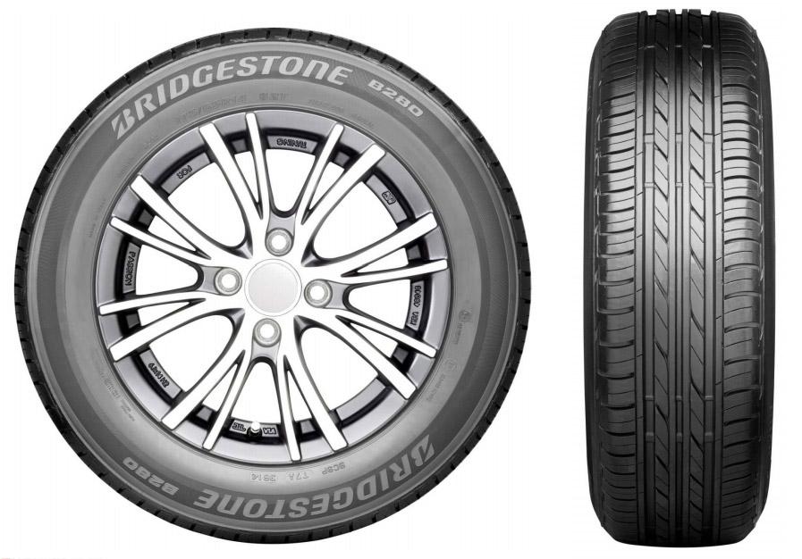 Новая разработка от Bridgestone - летние шины В280 для компактных автомобилей