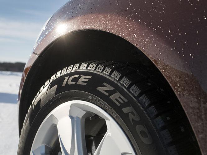 Pirelli Ice Zero FR - инновация в мире зимней нешипованной резины